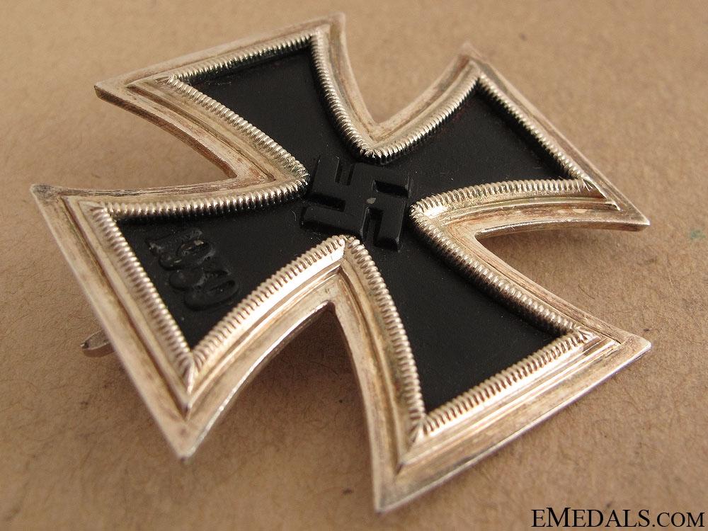 Iron Cross First Class 1939 - Mint