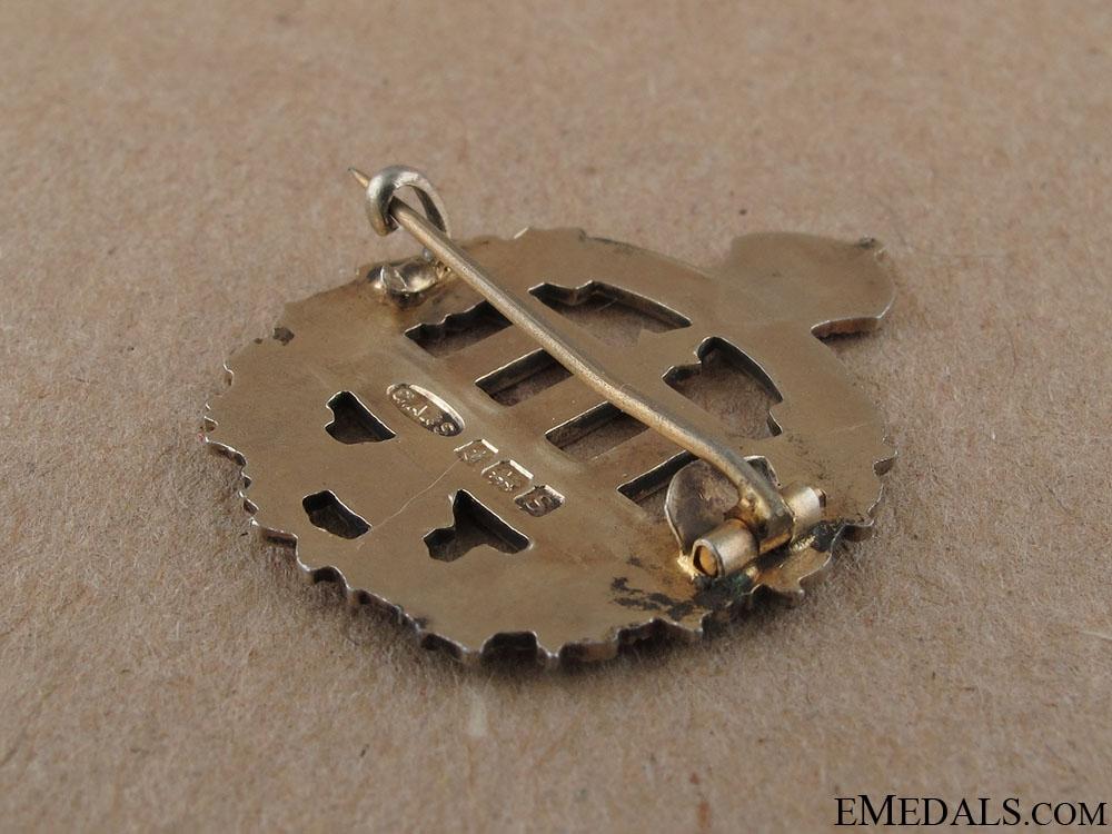 WWI 3rd Toronto Regiment Sweetheart Pin CEF