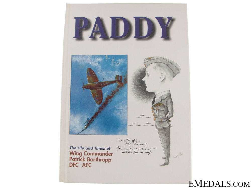 "The Miniatures of Wing Commander P. P. C. ""Paddy"" Barthropp, D.F.C., A.F.C"