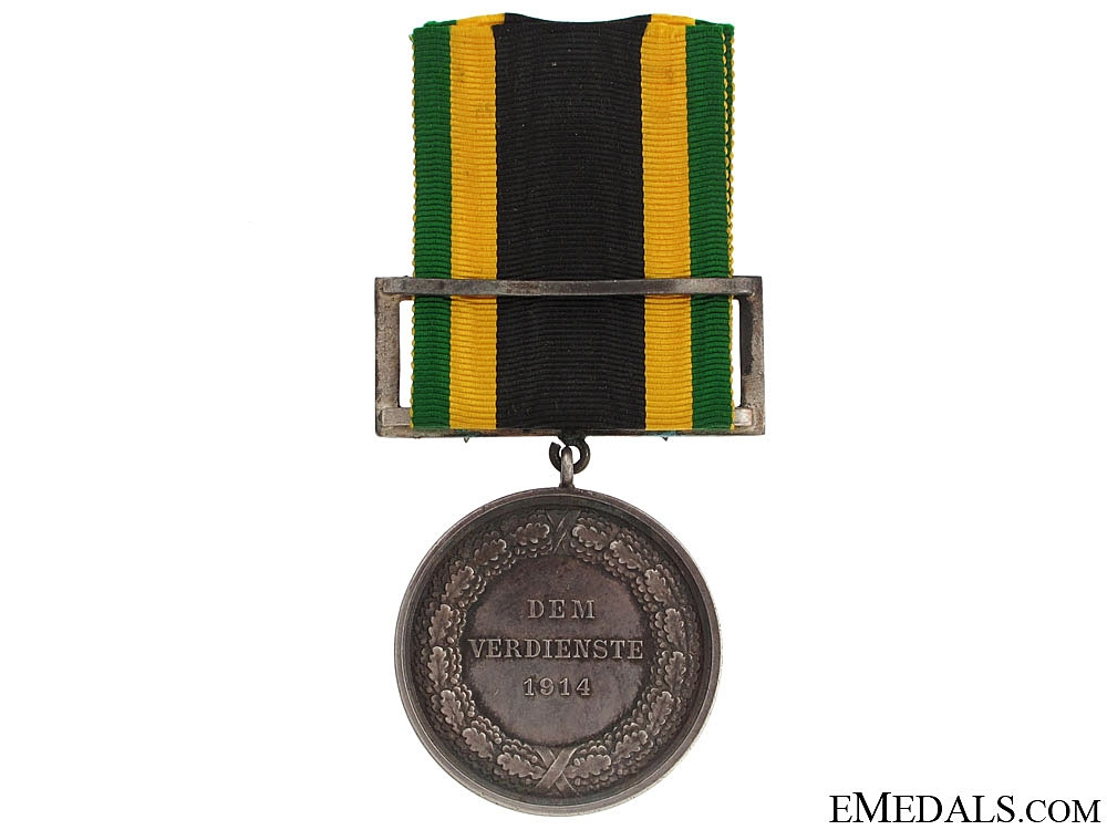 Silver Merit Medal 1914