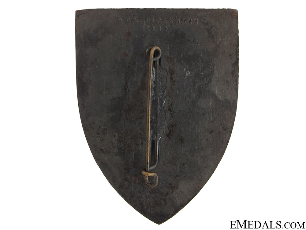 NSDAP Day Badge Koln 1933
