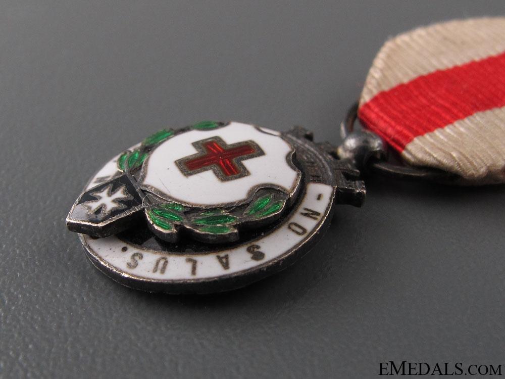 Red Cross Merit Medal 2nd Class