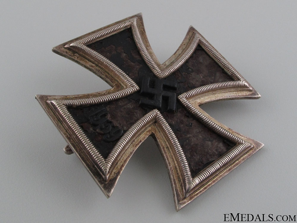 Iron Cross First Class 1939 by Zimmermann