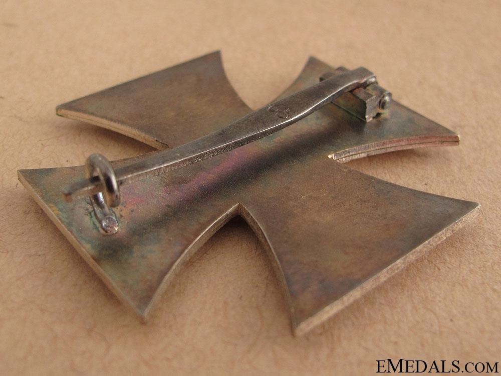 """Iron Cross First Class 1939 """"¢¤ maker # 65"""