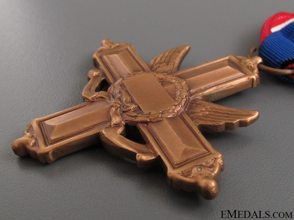 WWII American Distinguished Service Cross