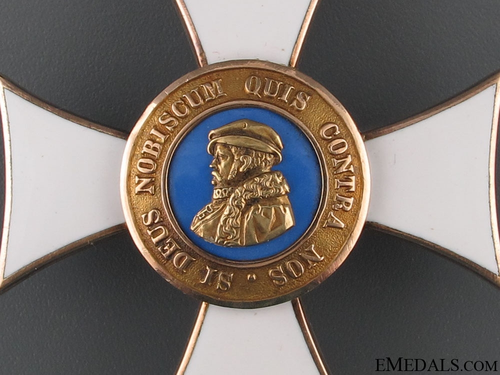 Order of Philip the Brave 1900-1918 – Honor Cross