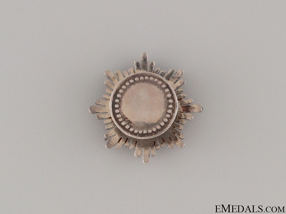 Air Force Order of Merit - Miniature Breast Star