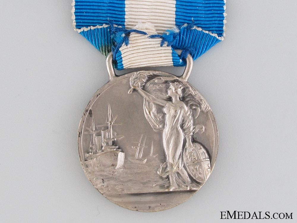 Naval Long Voyage Accomplished Medal