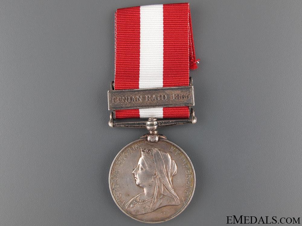 Canada General Service Medal - HMS Aurora