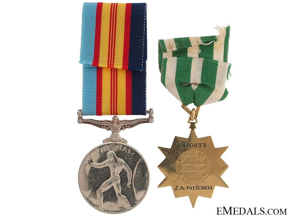 An Australian Vietnam War Pair