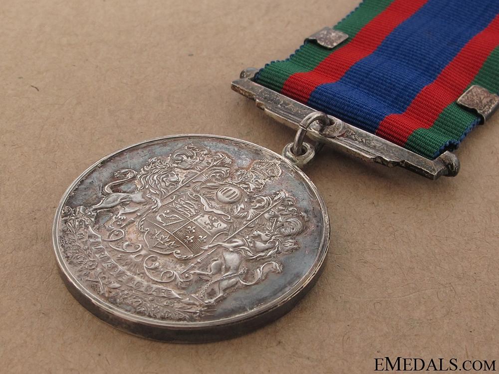 WWII Canadian Volunteer Service Medal