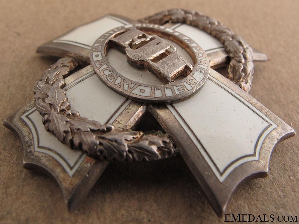 War Cross for Civil Merit