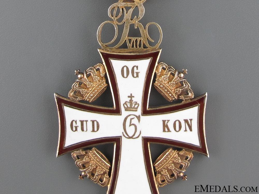 Order of the Dannebrog – Commander
