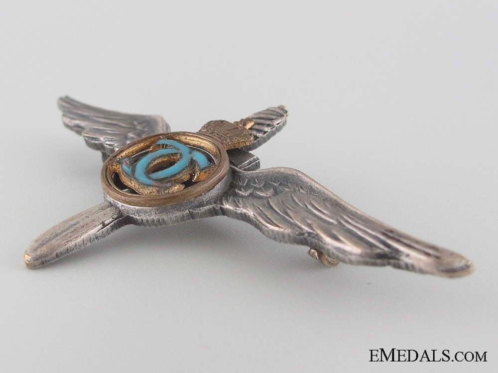 A Romanian Pilot's Badge 1930-1940