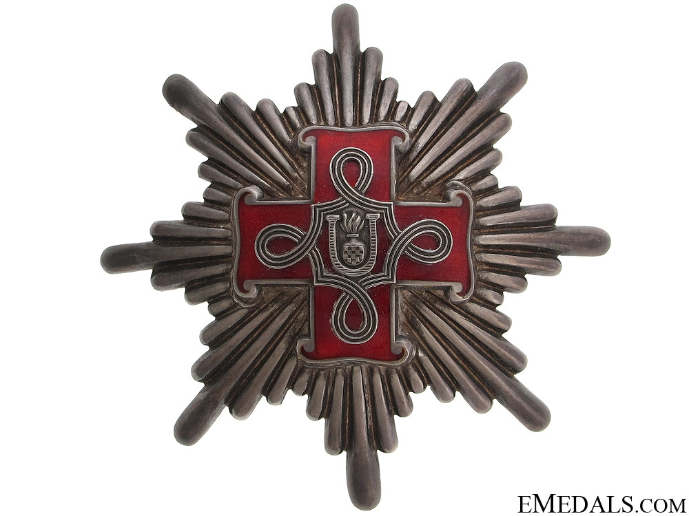 The Order of Merit Awarded to Vienna Mayor