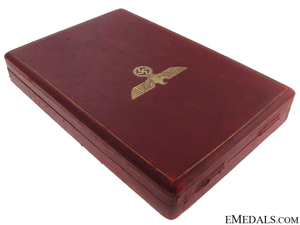 German Eagle Order – 2nd Class by Deschler