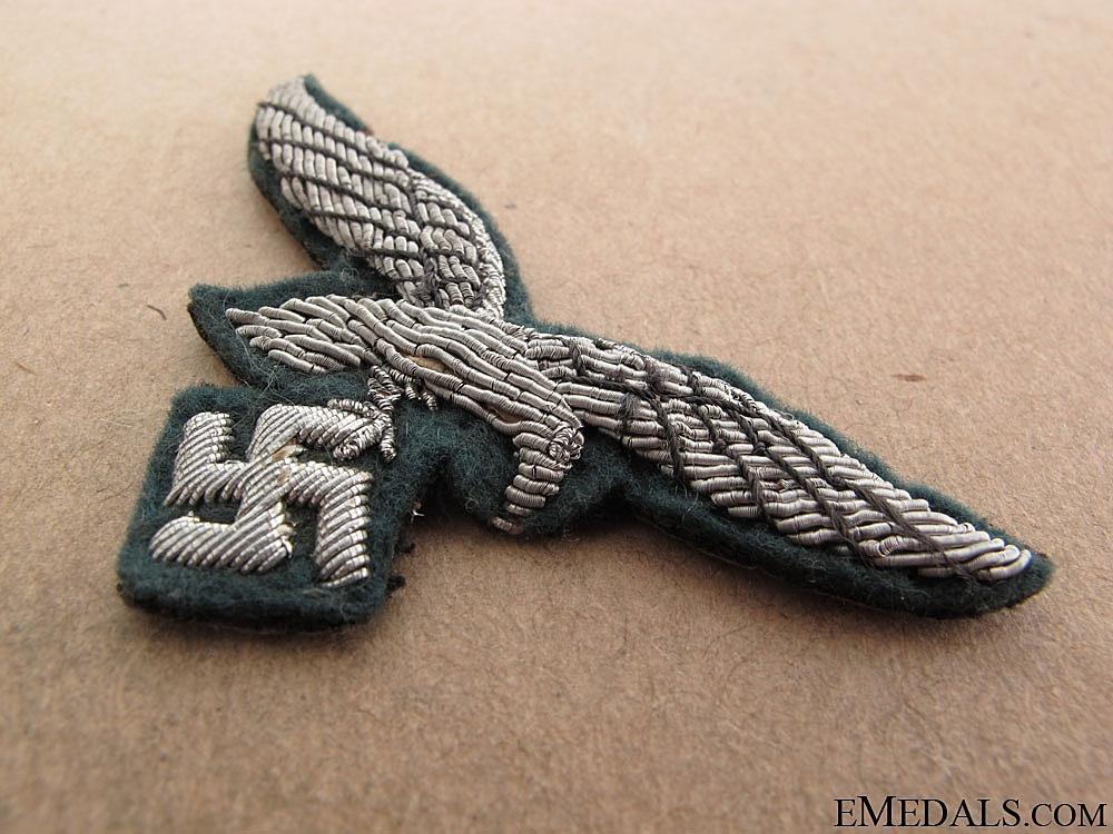 Officer's Eagle for Visor Cap