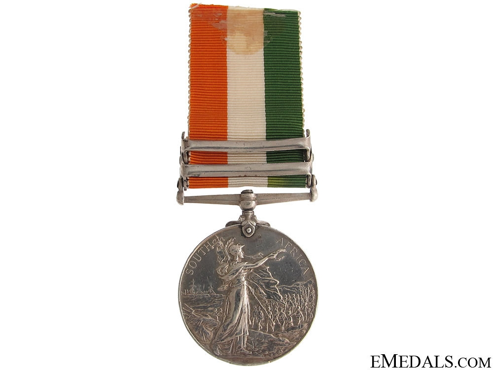 King's South Africa Medal 1901-02