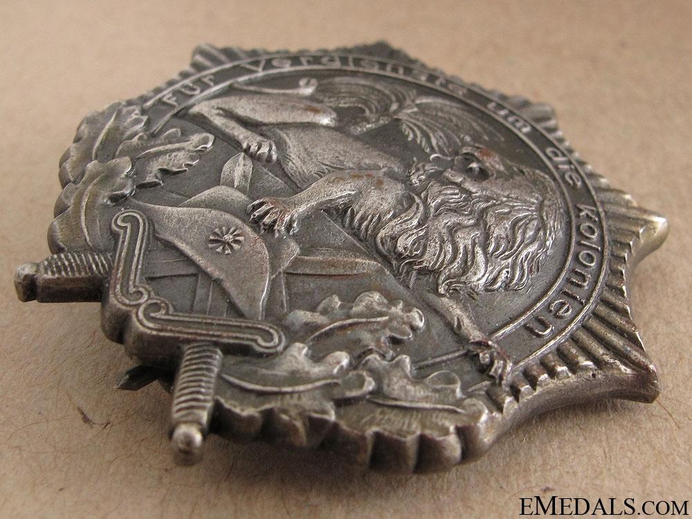 Colonial War Veterans Organization Badge