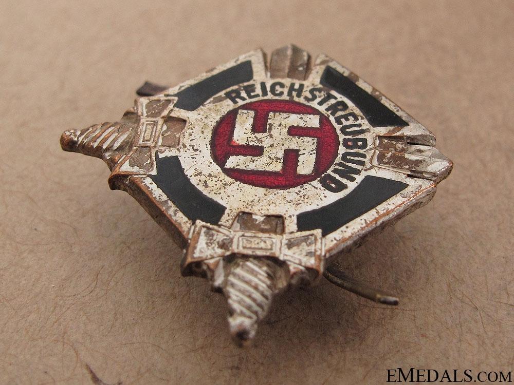 Reichstreubund Tinnie