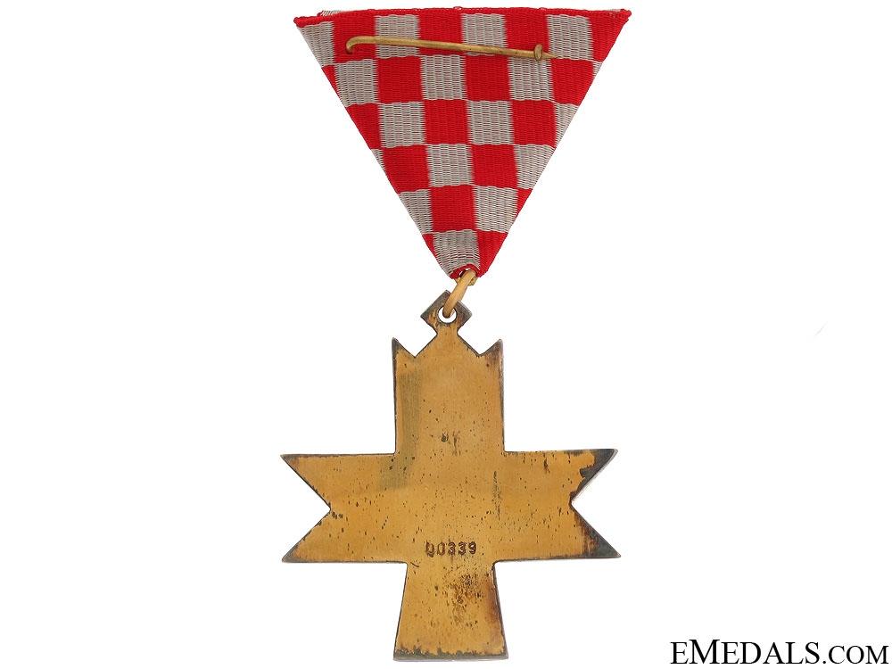 A Modern Order of the Croatian Trefoil