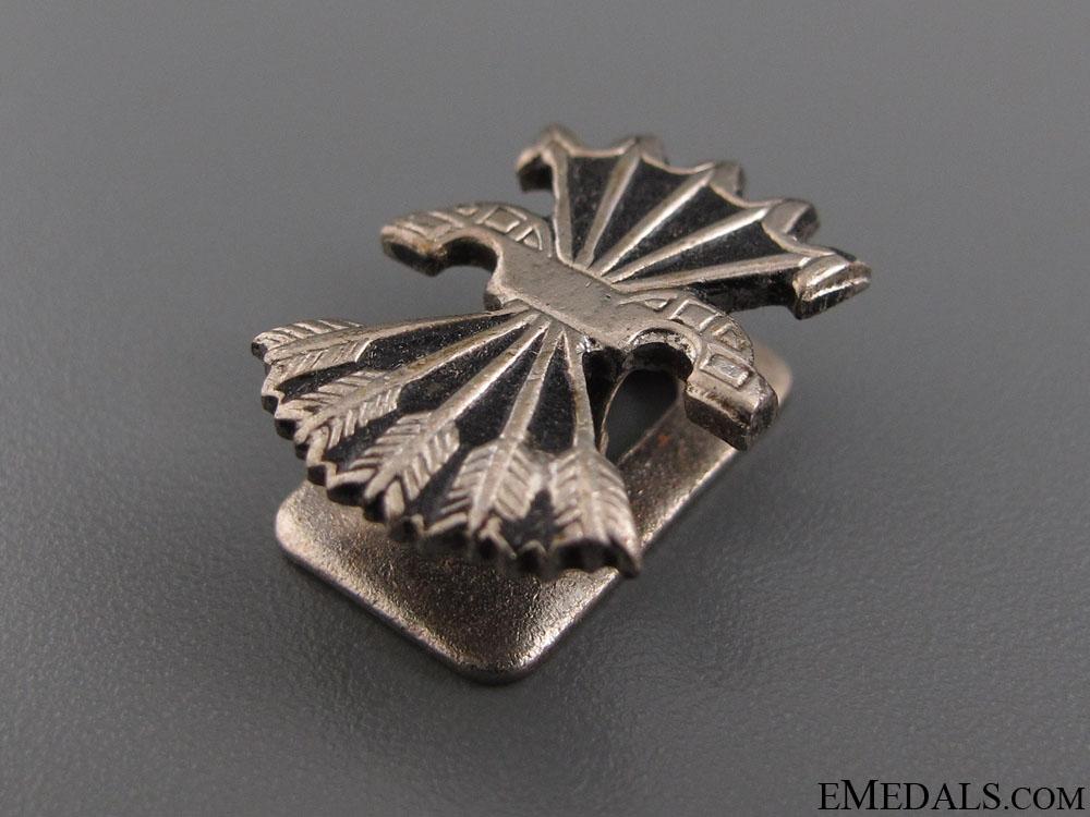 "1930""¢¯s Spanish Fascist Member""¢¯s Badge"