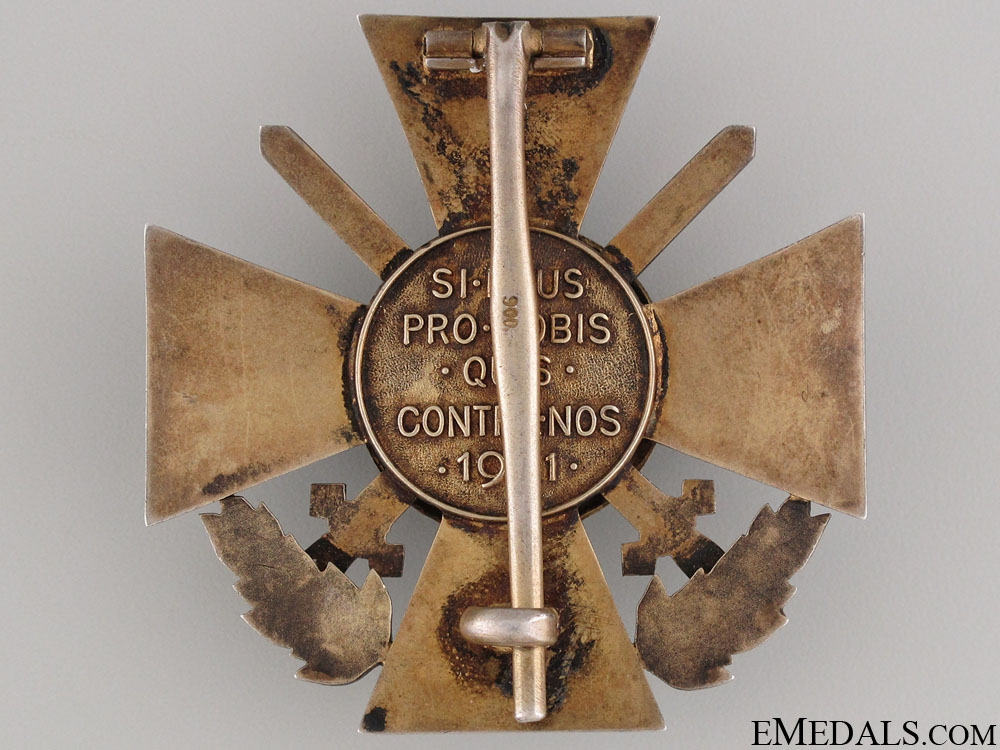 "Order of Merit ""¢¤ Officer""¢¯s Cross with Swords"