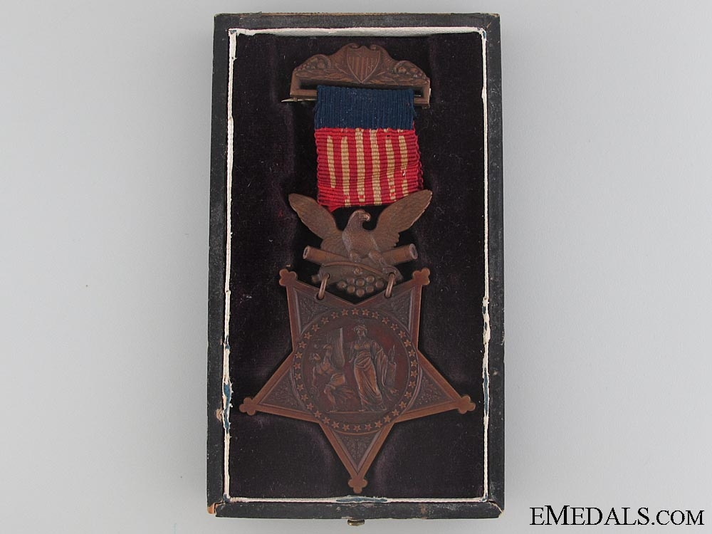 A Congressional Medal of Honour to the 8th U.S. Cavy