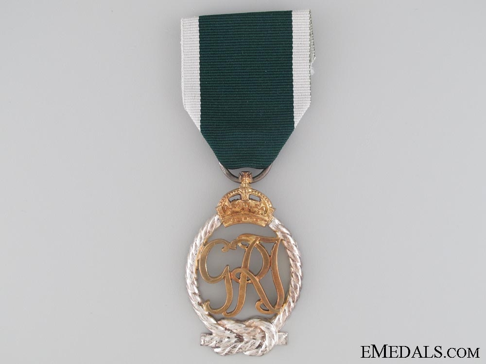 A 1943 Royal Naval Reserve Decoration