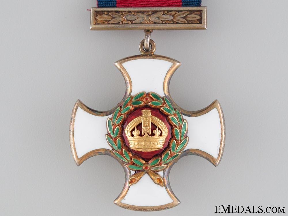 A Queen Elizabeth II Distinguished Service Order
