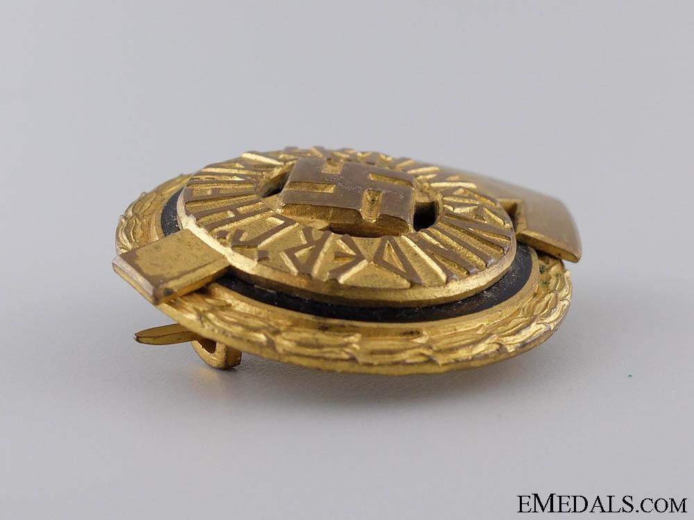 HJ Golden Leader's Sports Badge