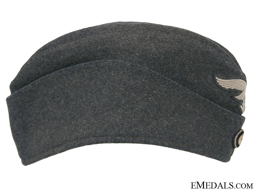 A 1942 Dated Luftwaffe EM/NCO'S Overseas Cap