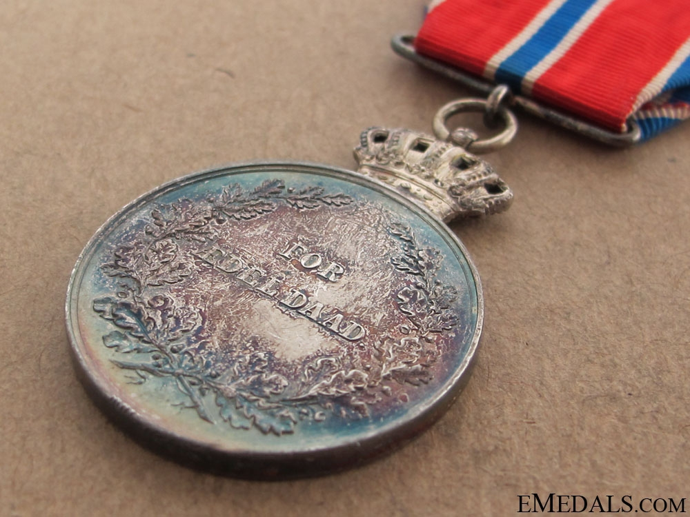 Medal For Heroic Deeds