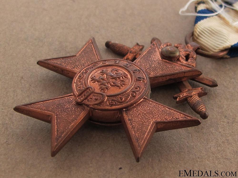 Military Merit Cross with Swords