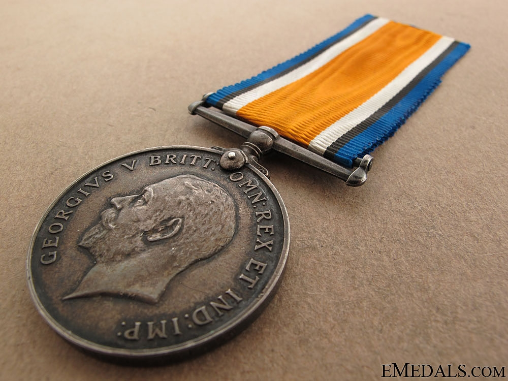 WWI War Medal - Canadian Forestry Corps