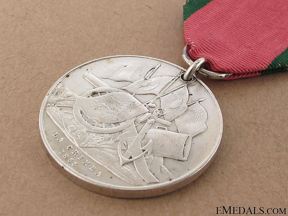 Turkish Crimea Medal, 1855