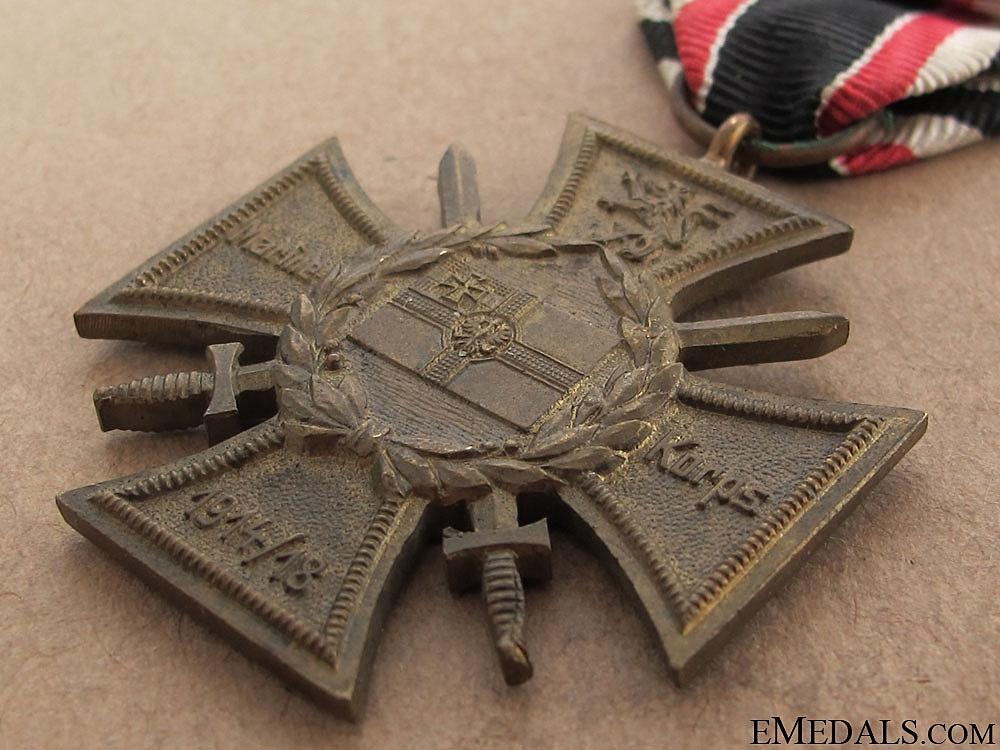 Marine-Korps Commemorative Cross