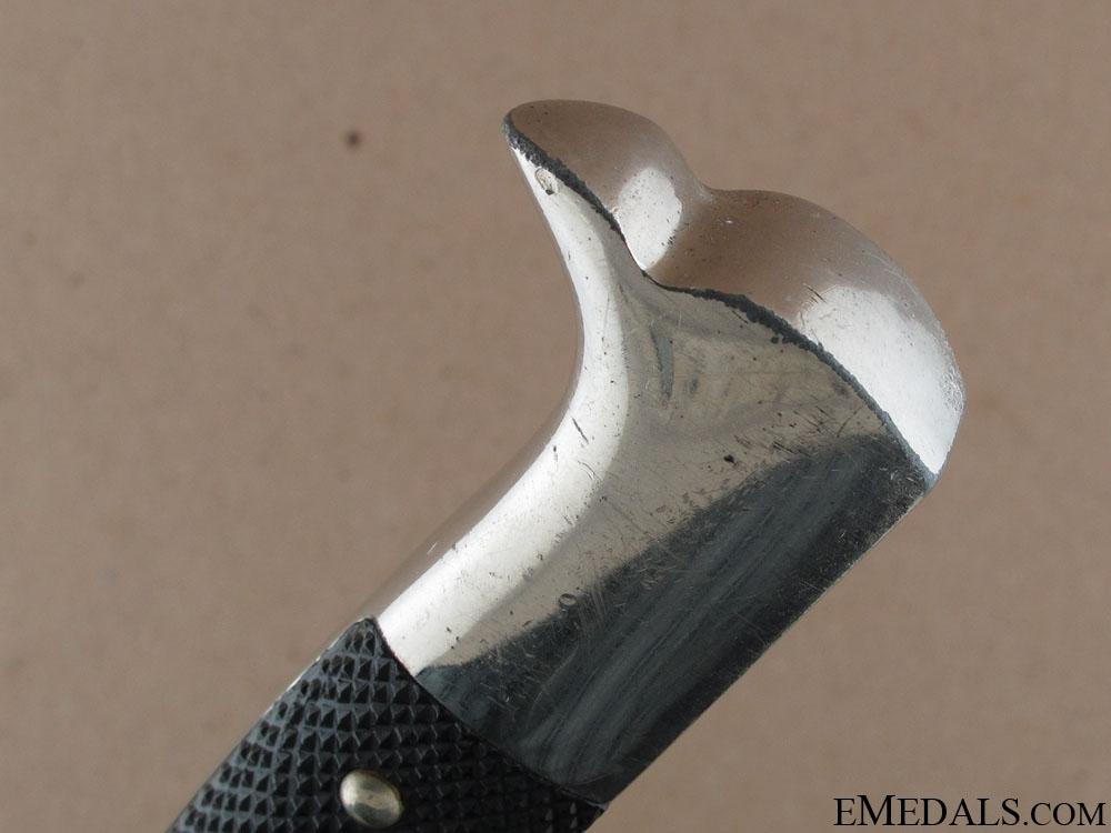 Fireman's Sawback Bayonet by FACK & SOHNE