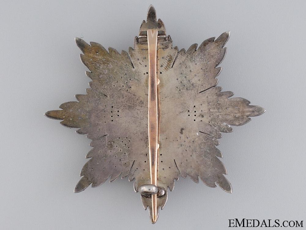 The Royal Victorian Order G.C.V.O; Breast Star