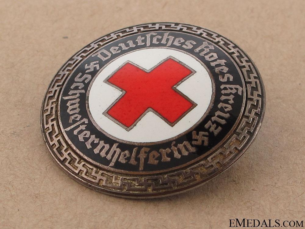 DRK Senior Helper's Service Badge
