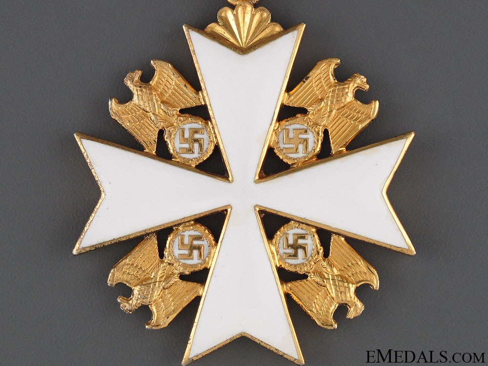 German Eagle Order - Third Class by Godet
