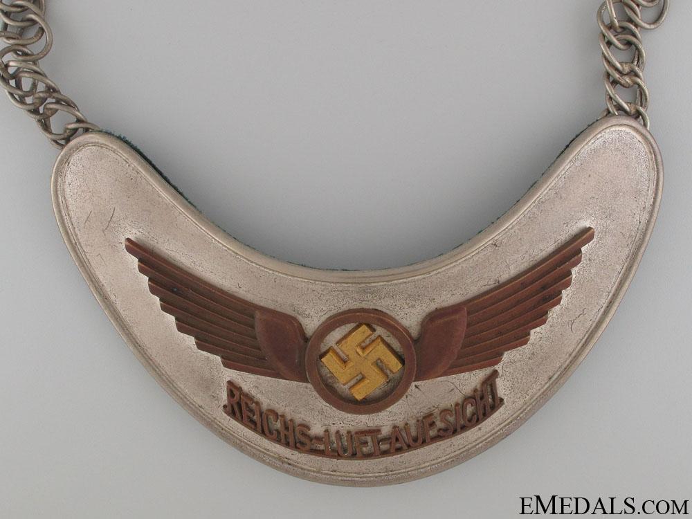 Luftwaffe Air Traffic Controller's Gorget