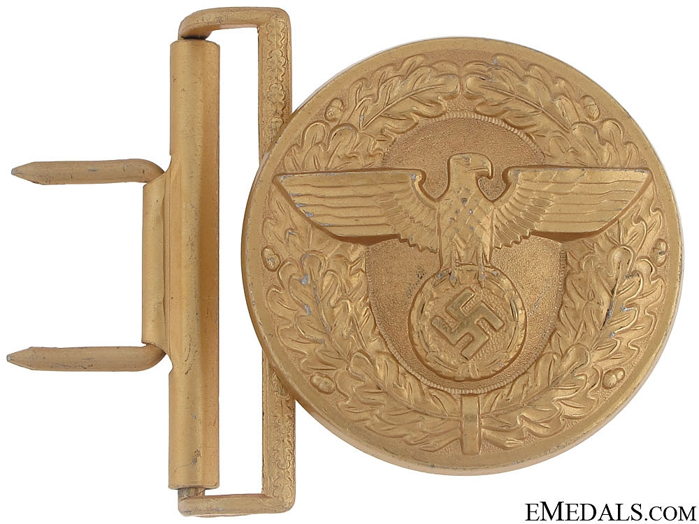 SA Leaders Belt Buckle