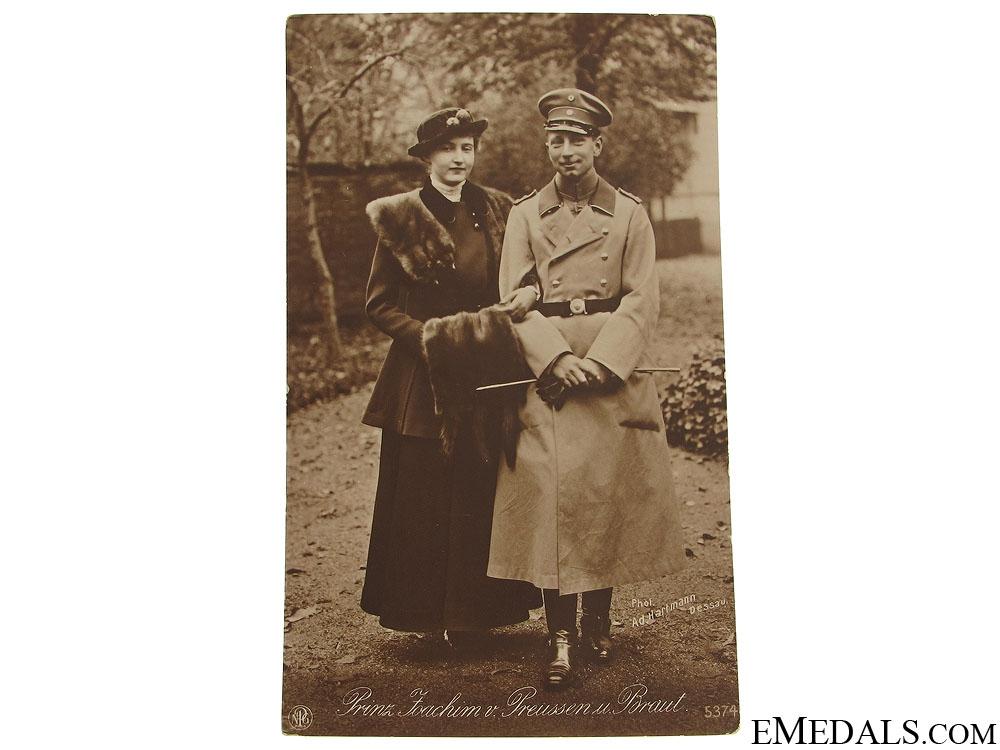 Wilhelm II Royal Family Postcards