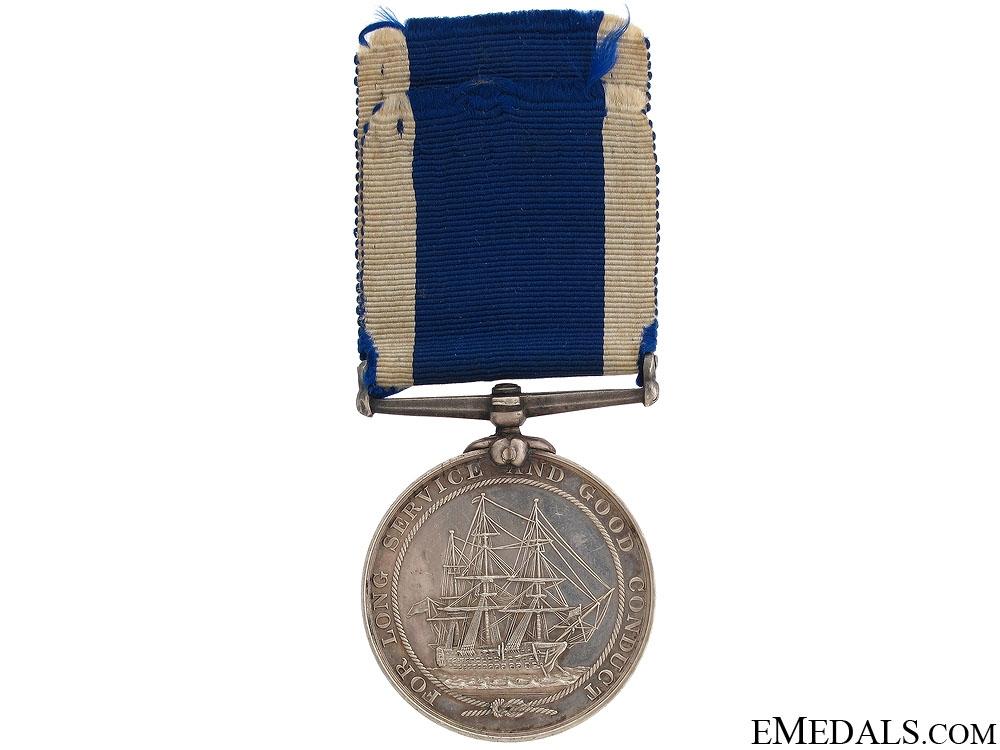 Royal Naval Long Service & Good Conduct Medal