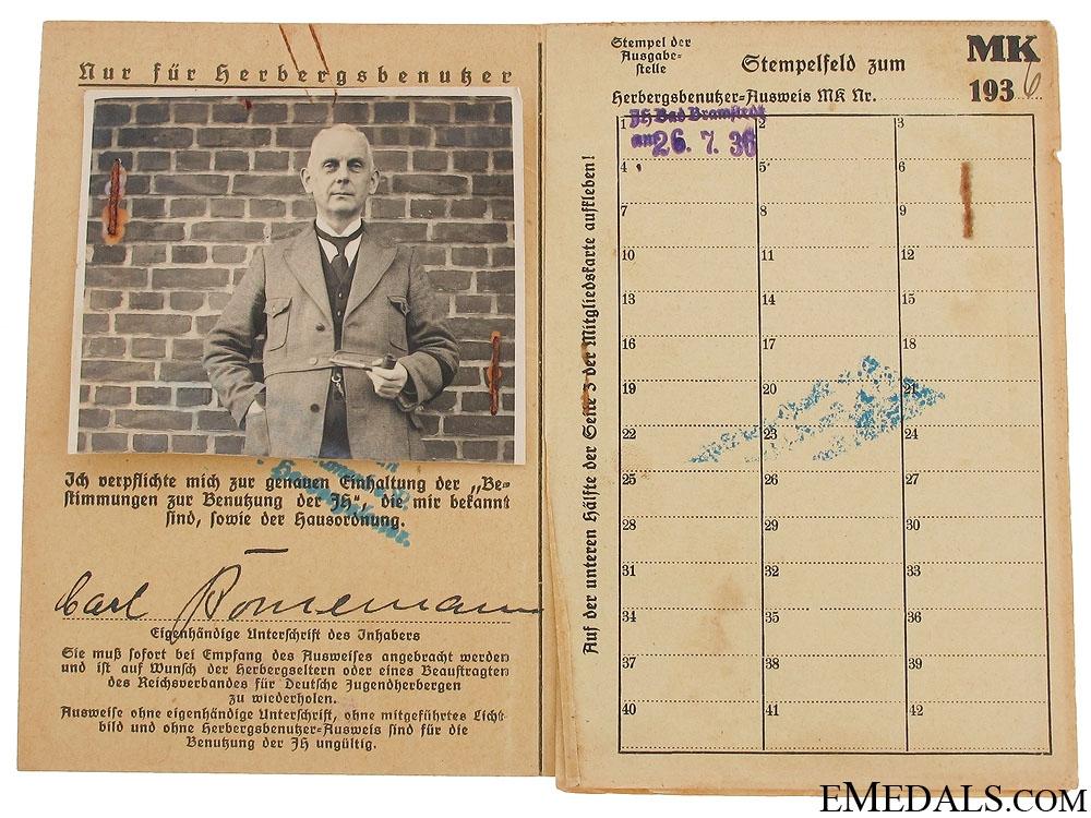 Eight German Third Reich Documents