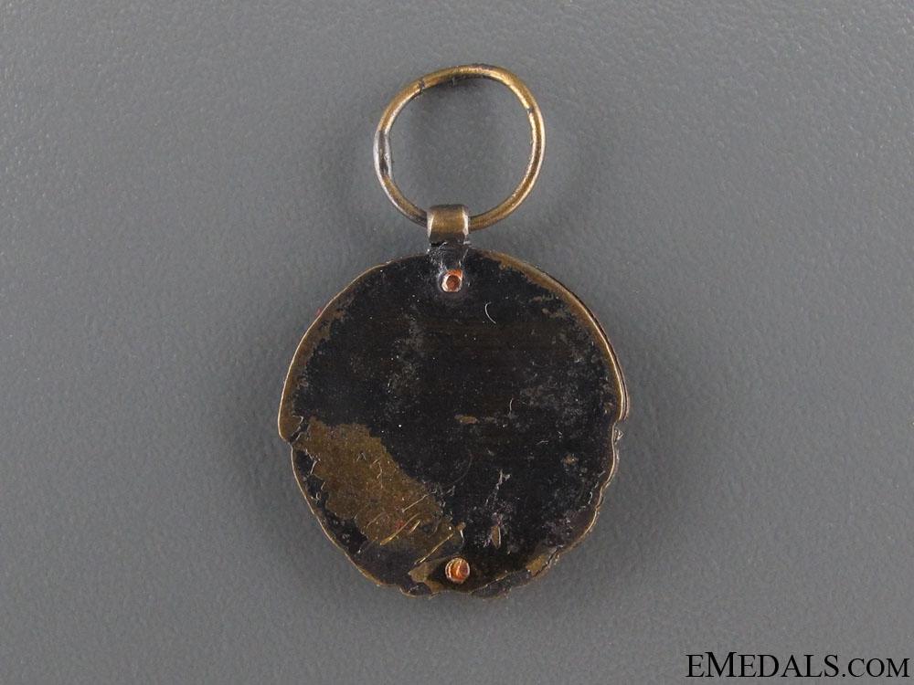 Falange Constancy Veteran's Merit Medal