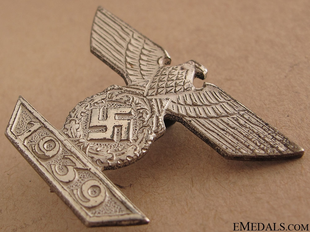 """Clasp to the Iron Cross 1st Class 1939 """"¢¤ Mint"""
