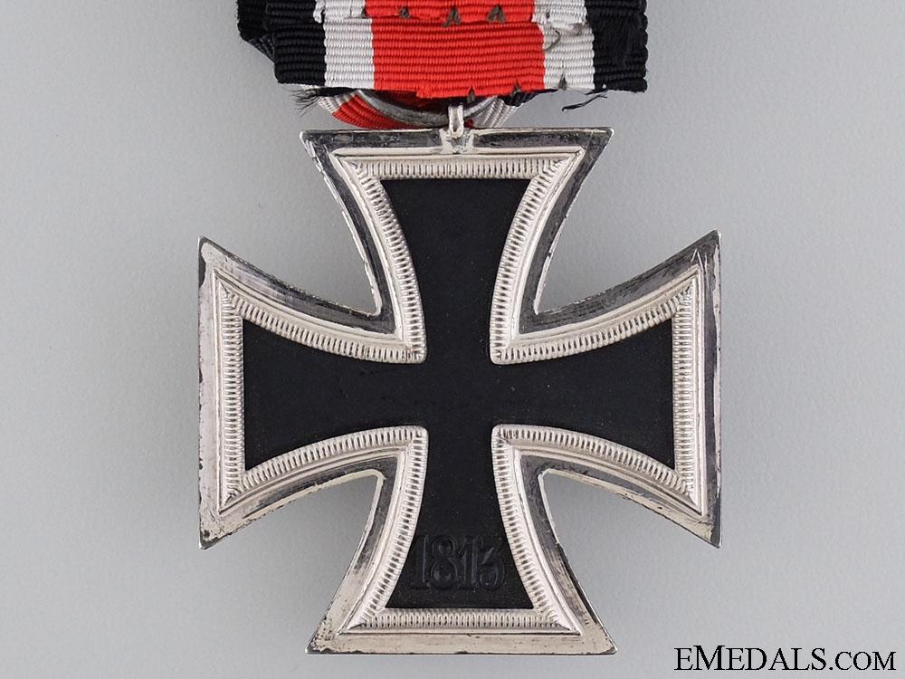 An Iron Cross Second Class 1939 byGustav Brehmer
