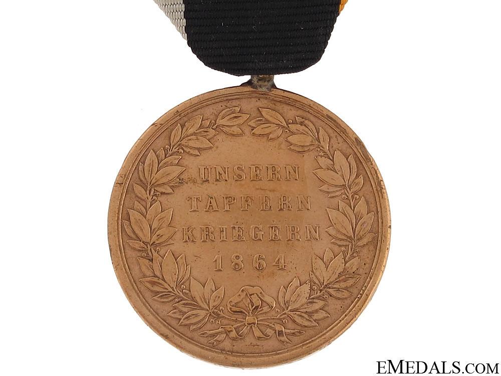 Campaign Medal for Denmark 1864